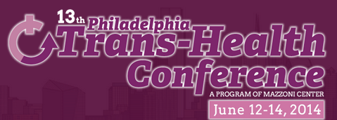Philadelphia Trans Health Conference 2014 logo